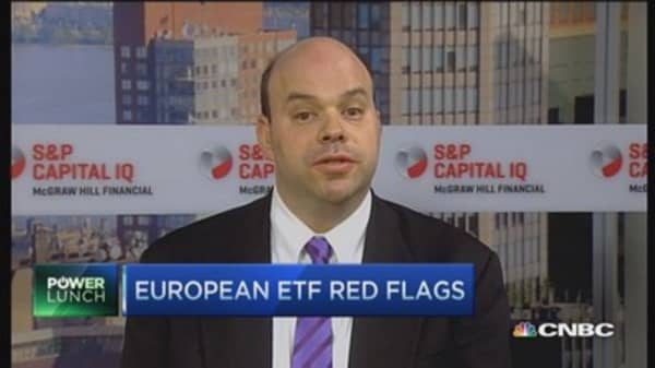 European ETF red flags: Pro