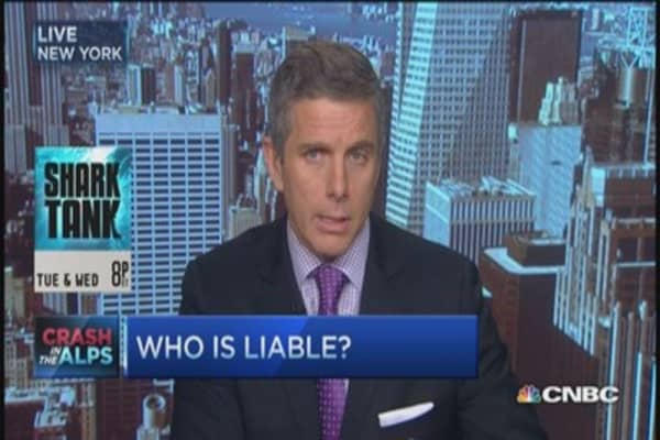 Germanwings crash: Whose fault?
