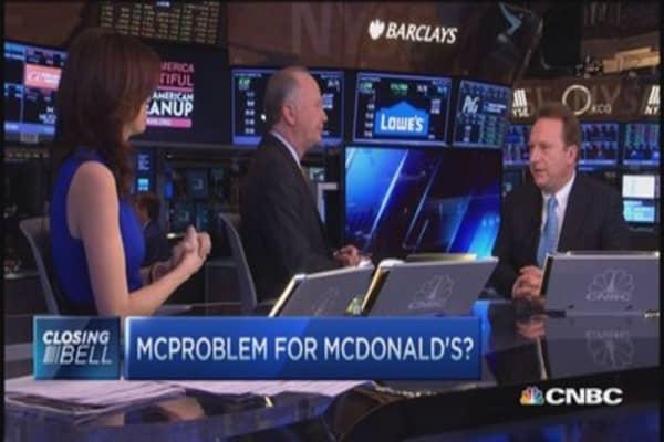 MCD vs. NLRD: McProblem?