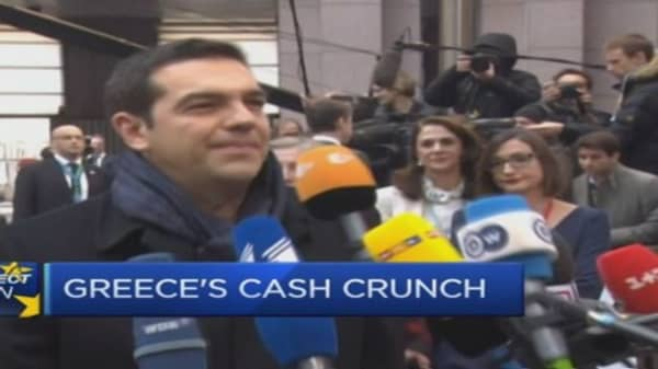 Risk Greece won't have long-term solution: Expert