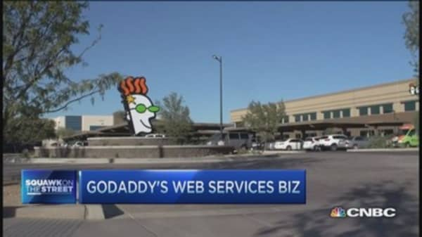 GoDaddy transforms, now has 13 million+ customers