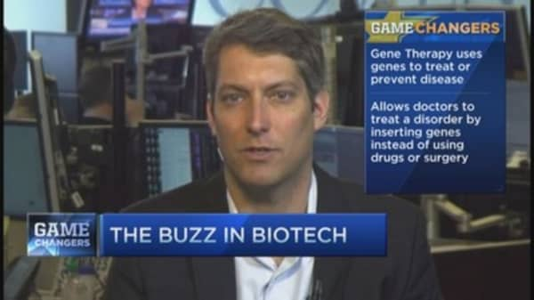 The next buzz in biotech