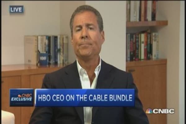 HBO Now a 'millennial missile: HBO CEO