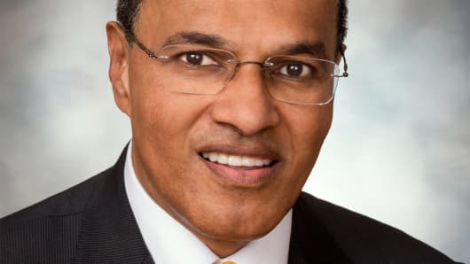 Freeman A. Hrabowski, III, president of the University of Maryland, Baltimore County