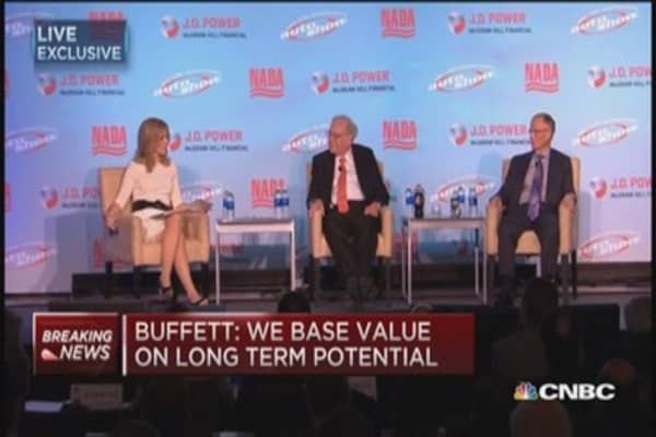 Buffett & Van Tuyl: Tesla not a threat