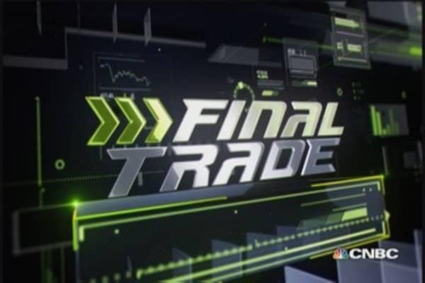 Fast Money Final Trade: TEF, TWTR, TLT & BX