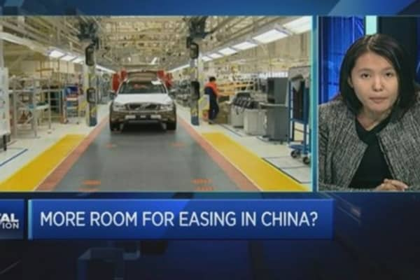 Dissecting the factors behind China slowdown