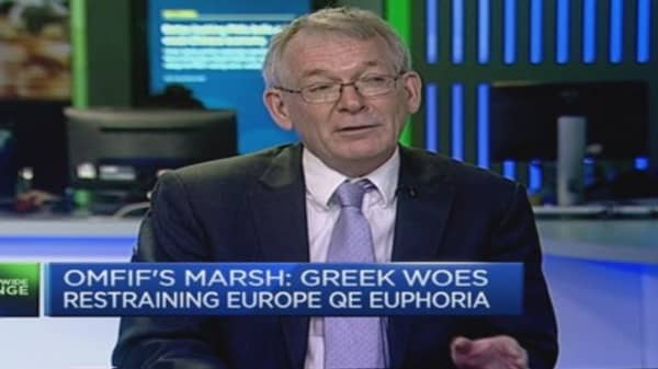 Risk of a 'messy outcome' in Greece?