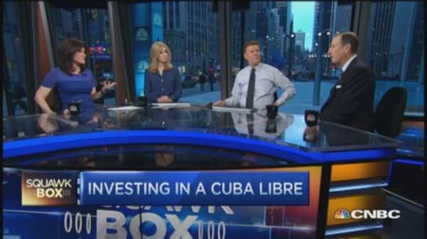 Time to invest in Cuba?