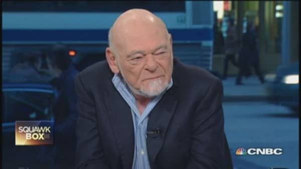 Market's 'funny money' danger: Sam Zell