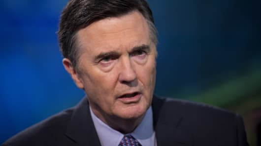 Dennis Lockhart, president of the Federal Reserve Bank of Atlanta.