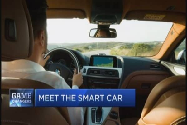Meet the smart car