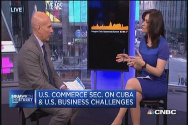 Cuba opens doors to biz