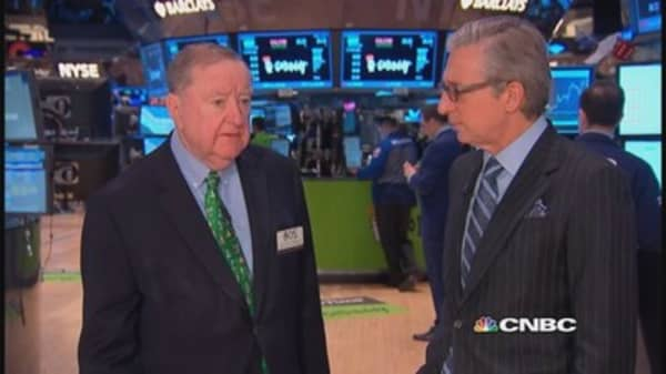 Cashin says: Unidentified trade takes S&P down to 2,033