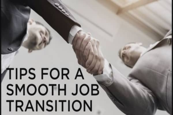 Changing jobs? Tips for a smooth switch