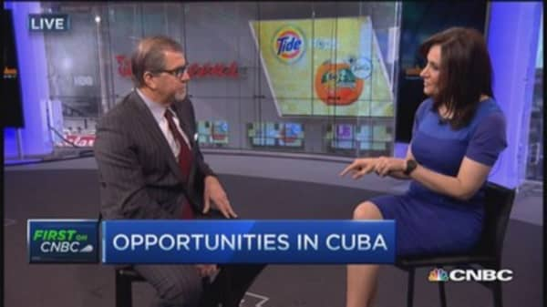 Norwegian Cruise CEO: It's Cuba's time