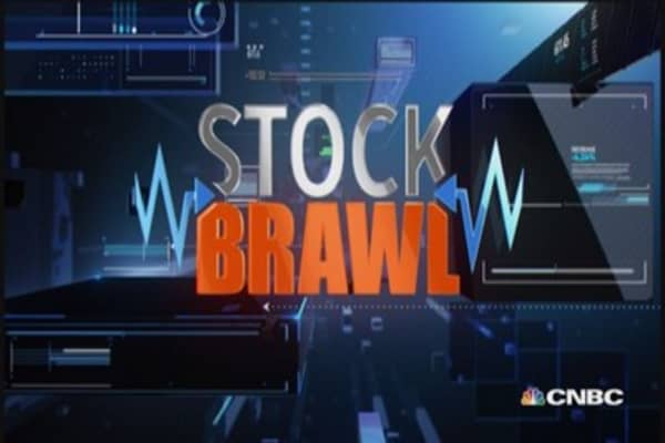 Stock Brawl: GoDaddy