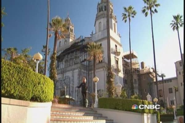 Why the ranch around Hearst Castle will never be developed