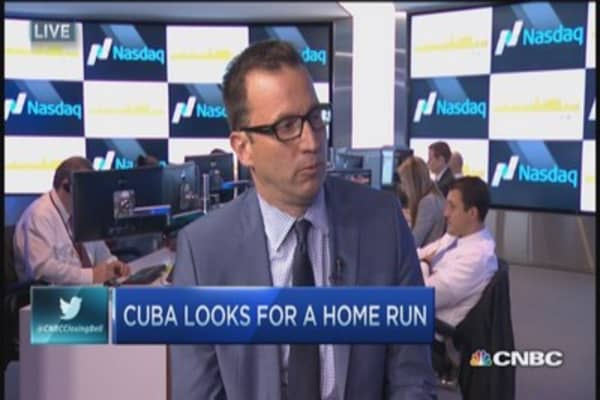 Could MLB come to Cuba?