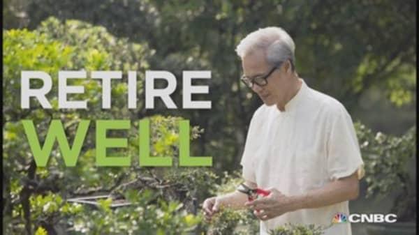 Retire well: Salary saving tips