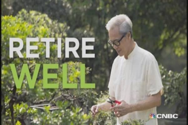 Retire well: Salary saving tips