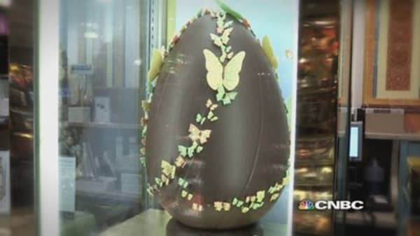 Here's the $1,000 Easter egg