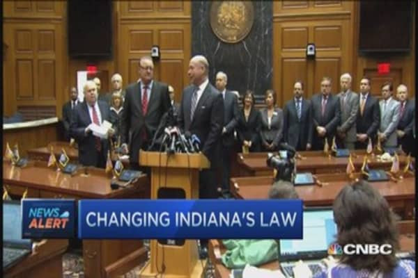 Indiana's Senate Bill No. 50