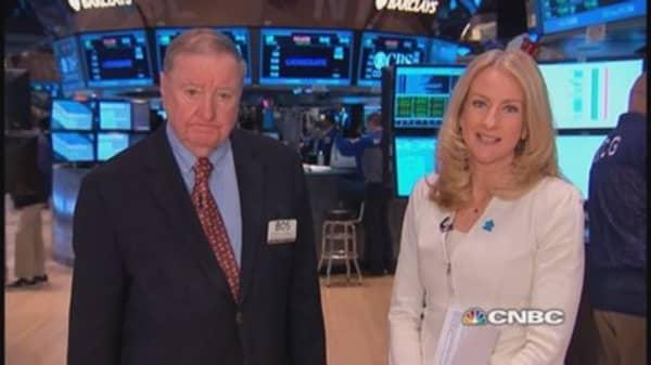 Cashin says: Market reacts to Iran, Greece
