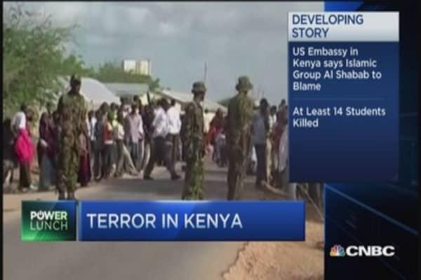 Terror group al-Shabab attacks in Kenya