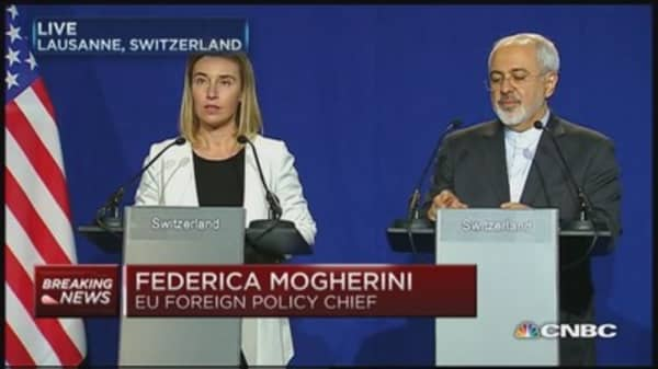 Iran talks: Solutions reached on key parameters