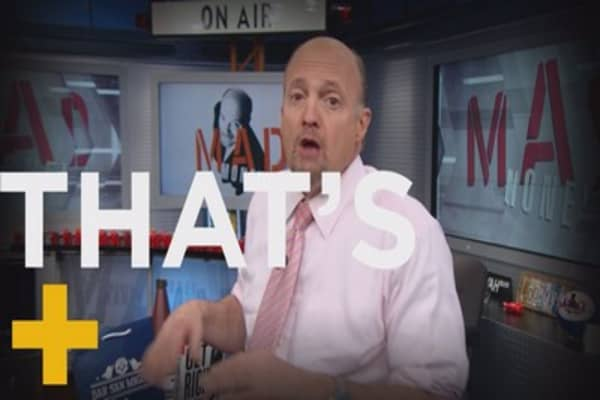 Cramer's view on Friday's jobs report