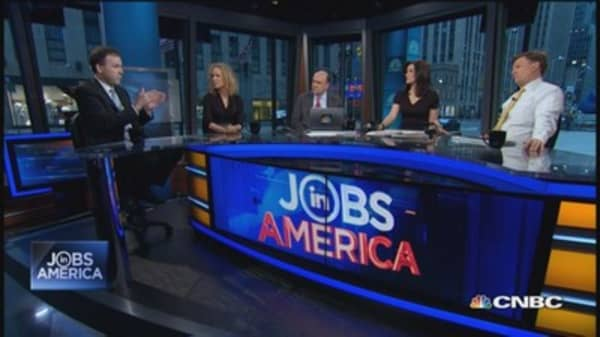 Jobs report countdown