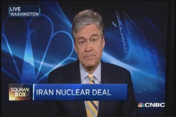 Netanyahu calls Iran deal 'historic mistake'
