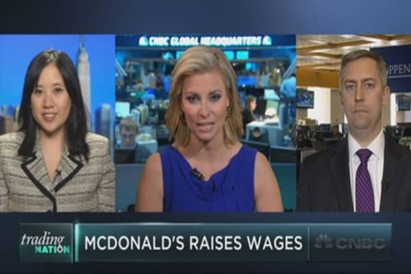 Will wage hikes force the Fed's hand