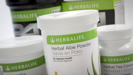 Herbalife Ltd. (NYSE:HLF) Experiences Heavier than Usual Trading Volume