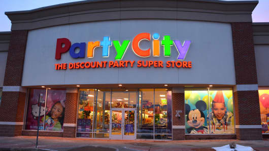 Party City store in Hamilton, New Jersey