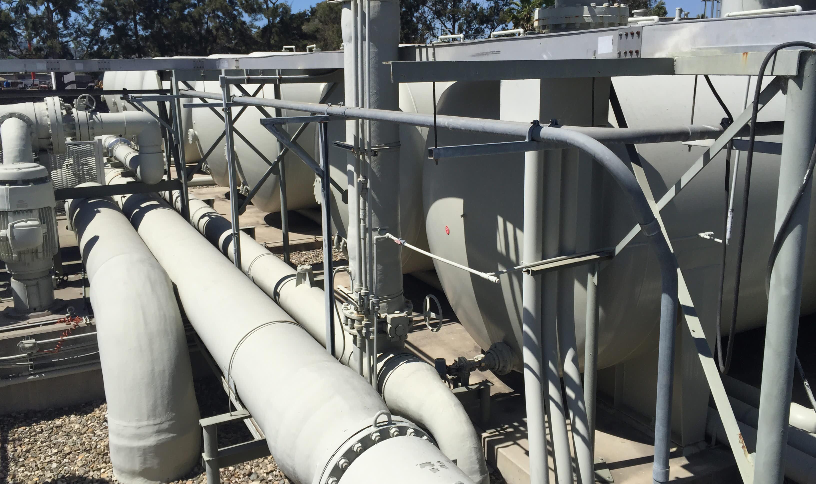 Santa Barbara hopes desalination will help it beat drought