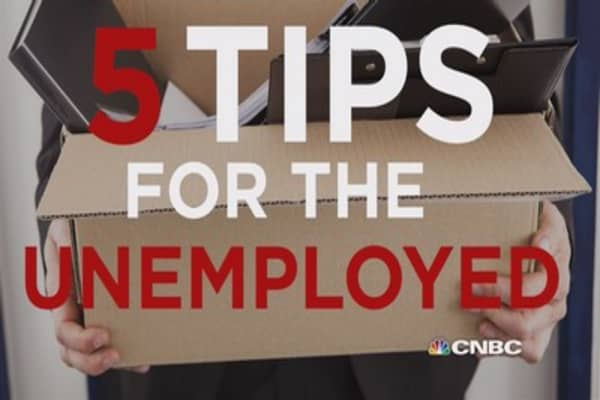 5 Tips for the unemployed