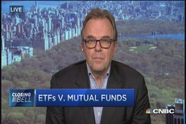 Long-term investing: Mutual funds or ETFs?