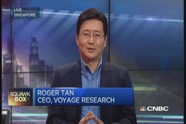 China stocks are no longer cheap: Pro