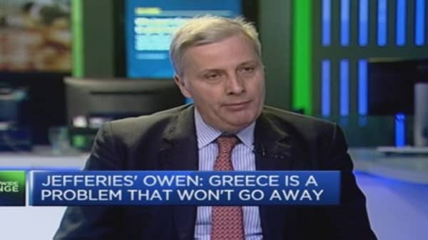Grexit: Worse for stock market, than bond market