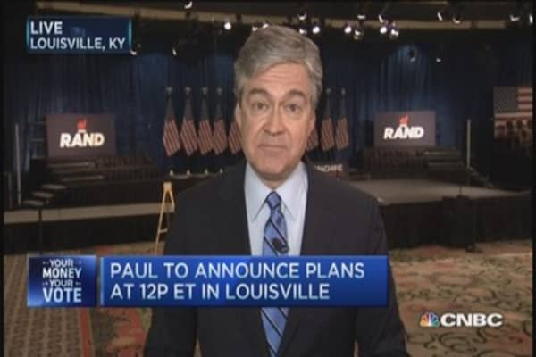 Rand Paul to launch presidential bid