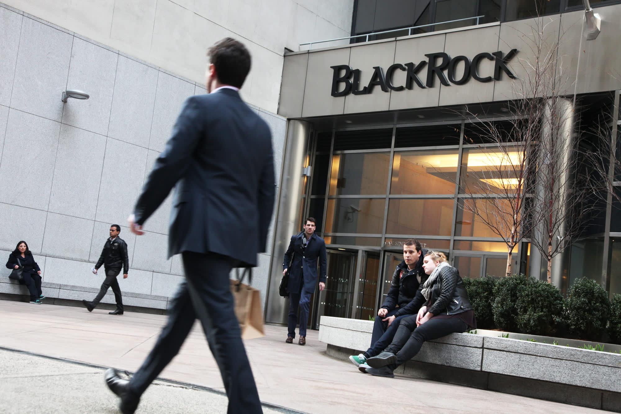 Jpmorgans Top Financial Stocks To Buy For 2018 Include Blackrock