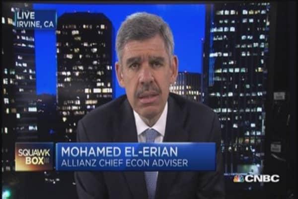 El-Erian: Fed should be less 'timid'