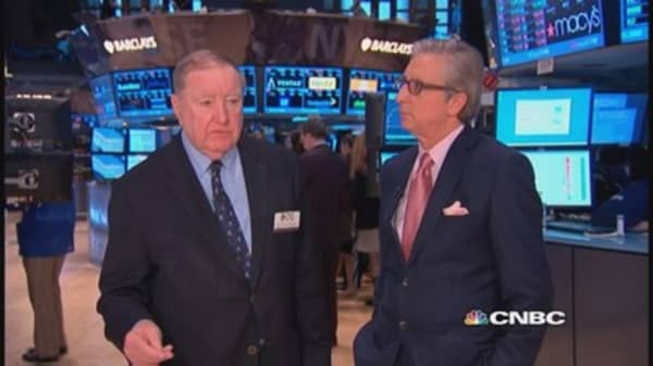 Cashin says oil's reversal 'impressive'