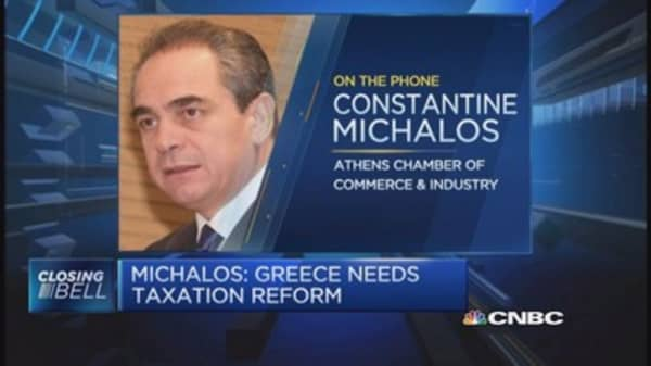 Why Greece really needs tax reforms