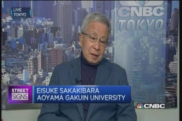 Mr Yen: Japan don't need to have 2% inflation