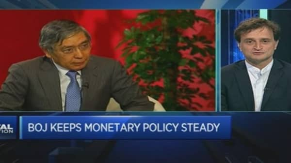 Is BOJ easing working? This expert says no