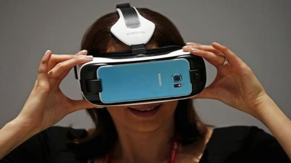 Samsung Gear VR: Unboxed