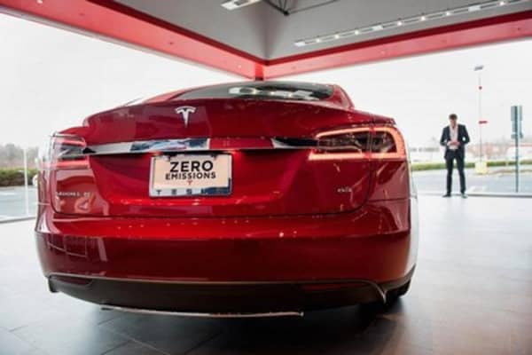 Tesla Model S upgrades range and more